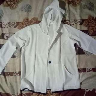 Outer hoodie