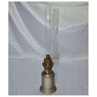 ANTIQUE VINTAGE KOSMOS BRENNER GERMANY OIL LAMP