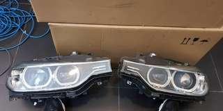 Original BMW 320i Head Lamp not OEM Headlamp