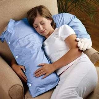 Boyfriend Pillow Funny Cute Pillow Soft Companion Pillow