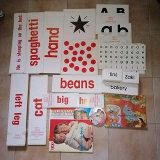 GD Ready-To-Read Kit from Birth Onwards