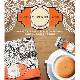 MS Venus Charme Coffee 魔术瘦身咖啡
