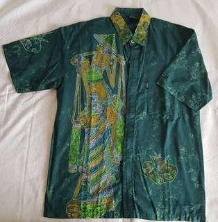 Batik Wayang Joger