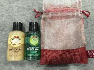 Body Shop Travel Pack (60ml) #CNYHOME