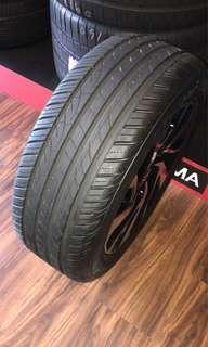 """BN 215/55/16 Hankook 16"""" Tyres"""