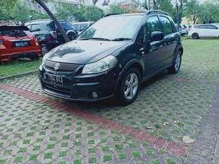 Suzuki x over matic tahun 2009