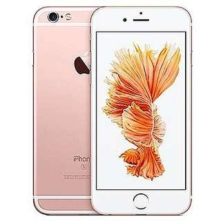 🚚 Apple 6S 32G 粉