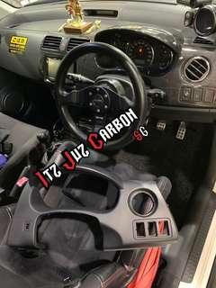 Suzuki Swift sport Carbon RPM panel