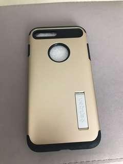 Spigen Gold black phone cover