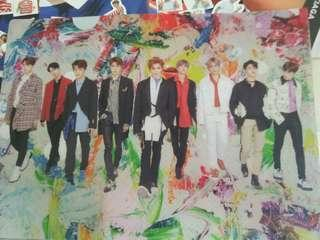 WTS NCT127 Chain File (preorder gift)