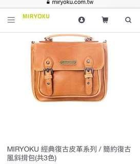 🚚 Miryoku 側背包 肩背包  #居家大掃除