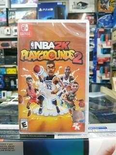 🆕 Nintendo Switch NBA 2K Playgrounds 2