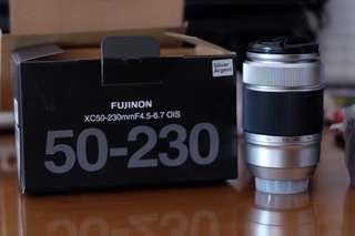 Fujinon XC50-230mm f4.5-6.7 OIS