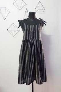 ‼️REPRICED‼️Strappy Black Dress