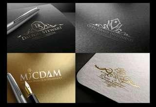 Design Luxury Logo for your business