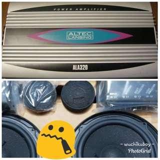 Components + Amplifier = $100