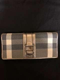 Burberry wallet長銀包
