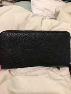 Black Multi Card Wallet