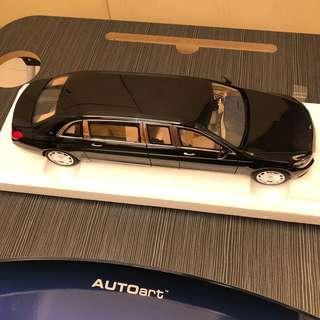 1:18 Auto Art Maybach S600 Pullman