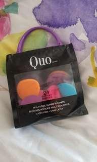 Quo beauty sponges (about 20)