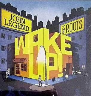 arthcd JOHN LEGEND & THE ROOTS Wake Up! CD