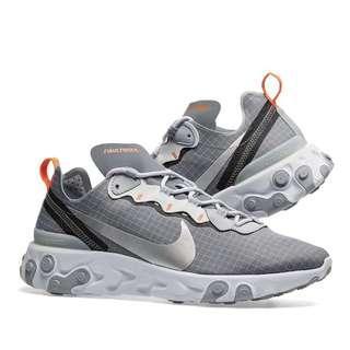 🚚 Nike React Element 55