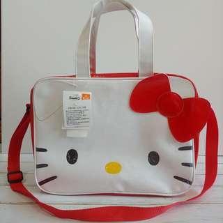 🚚 全新日本kitty背包 兒童背包