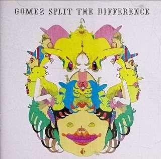 arthcd GOMEZ Split The Difference CD