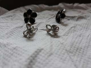 For FREE!!! Worth of PHP50 of Items and Up!!! Fashion Stainless Earrings