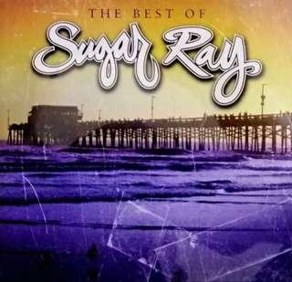 arthcd SUGAR RAY The Best Of CD