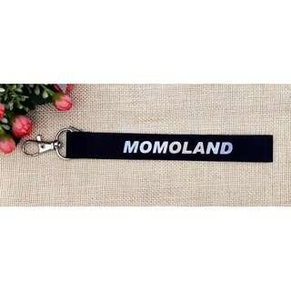 [READYSTOCK] Momoland Strap Keychain Lanyard