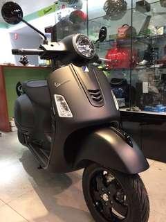 Vespa-Notte-GTS300-分期月付