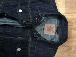 Turcker denim jaket jeans pmp