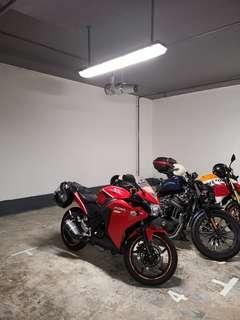 Honda CBR 150 - COE TILL 2024