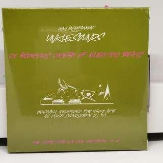 (rare/ sealed) 3 CD 2001 UNKLE Do Androids Dresm of Electric Beats?