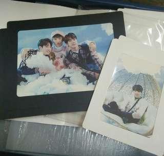 BTS Wings Tour Photo frame Unit + Suga