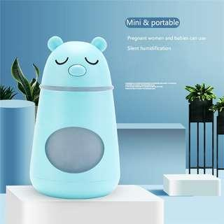 Multifunctional Innovative Mini USB Air Humidifier Home Desktop Portable Air Purifier