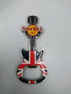 Hard Rock Cafe London Magnet Can Opener
