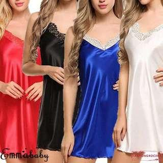 New stock📣📣sexy lingerie babydoll nightdress
