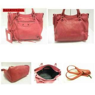 Balenciaga Velo Pink Classic 2wat