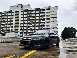 Subaru Legacy 2.5 Auto GT