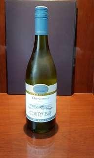 NZ white wine Oyster Bay 2016
