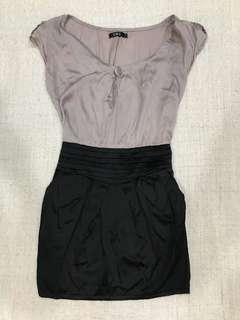 Silky 1 piece dress  #BlackFriday100