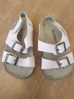 Preloved Old Navy Sandals for Baby Girl