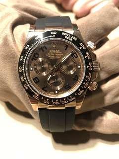 Rolex Everose Daytona 116515LN Choco Dial