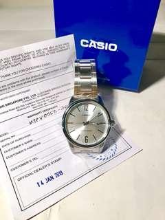Casio Watch - Brand New with Warrenty