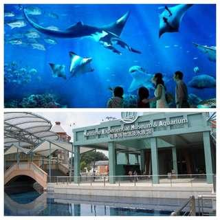 S.E.A. AQUARIUM + MARITIME EXPERIENTIAL MUSEUM PACKAGE (DIRECT ENTRY)