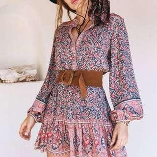 Spell jasmine play dress