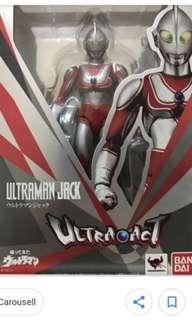 Ultra-act ultraman jack back in box