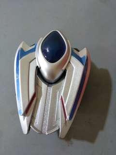 Ultraman zero & ultraman saga morpher